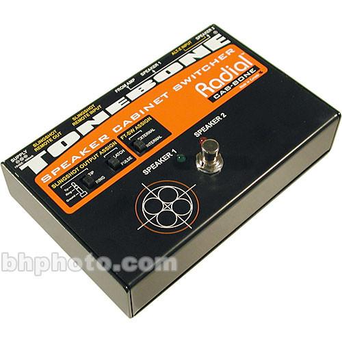 Radial Engineering Cabbone Speaker Cabinet Switcher