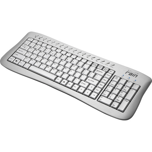 Rain Computers Inc. KYB-RC-01 Aluminum Keyboard