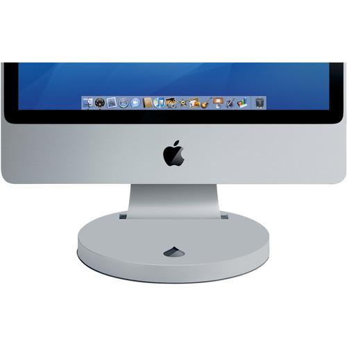 "Rain Design i360° 24"" Turntable Stand (Silver)"
