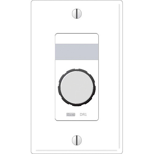 Rane DR1 Zone Output Volume Remote Control (White)