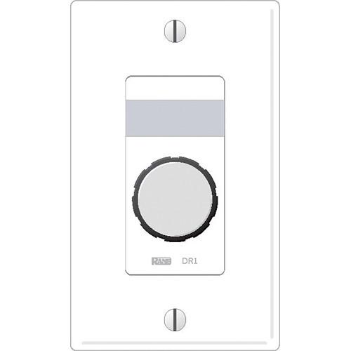 Rane DR1 Zone Output Volume Remote Control (White)