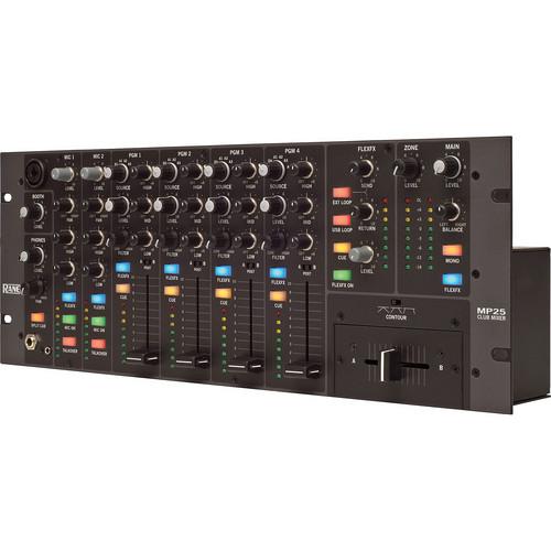 Rane MP25 Club Mixer