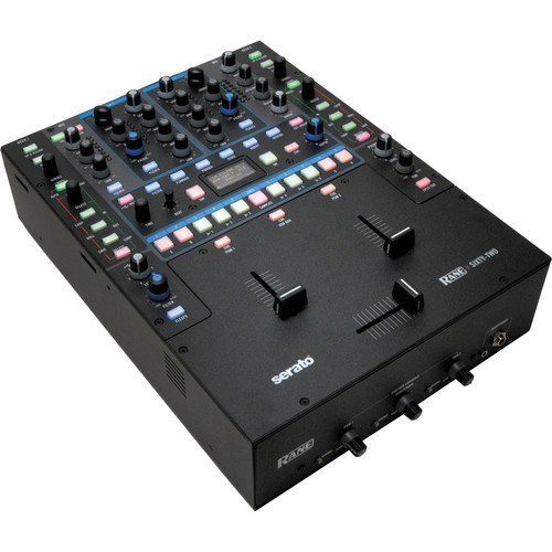 Rane Sixty-Two Performance Mixer with Serato Scratch Live Software