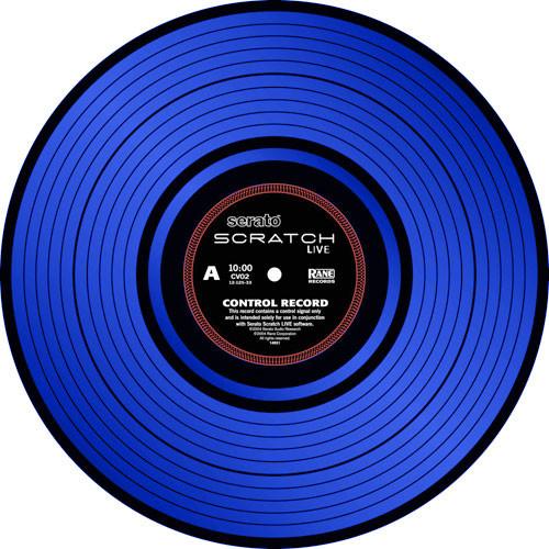 Rane Scratch Live Vinyl