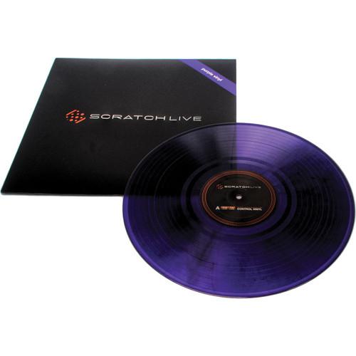 Rane Scratch Live Vinyl (Purple)