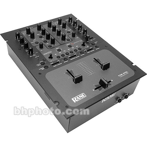 Rane TTM-57SL Two Channel DJ Mixer and USB Interface
