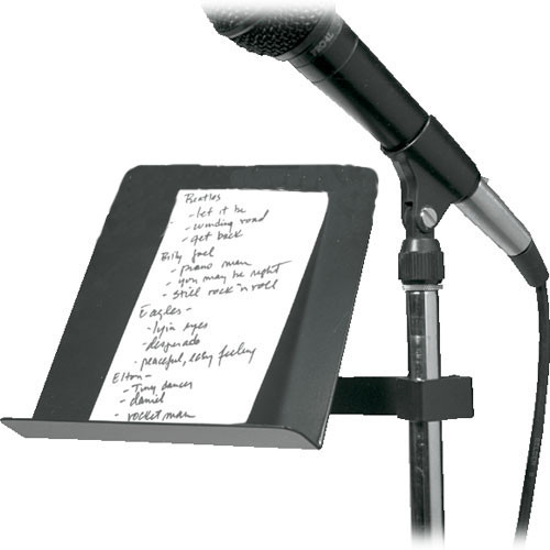 Raxxess Attachable Music Stand (Large)