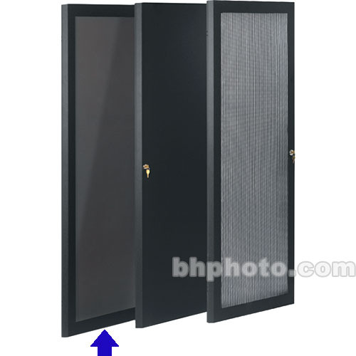 Raxxess Plexi Rack Door CPROTRD-42PLX