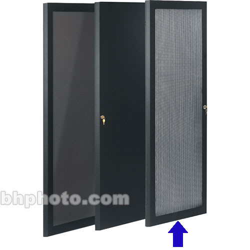 Raxxess Perforated Front Rack Door CPROTR-P42