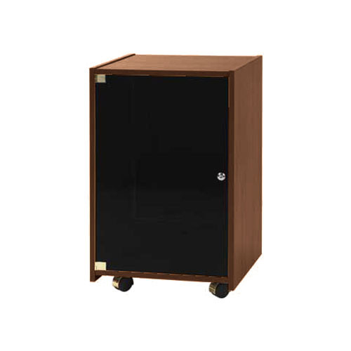 Raxxess Small Elite Converta-Rack, Model RAECR1220WT  (Walnut)