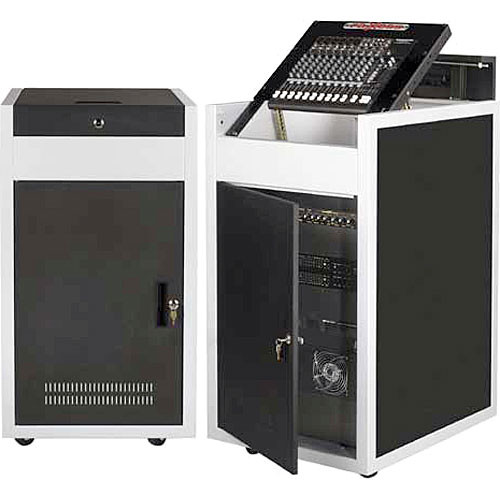 Raxxess Small Elite Converta-Rack, Model RAECR1216ST  (Steel)