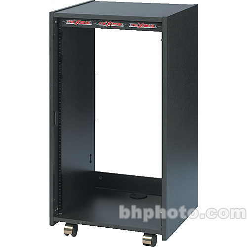 Raxxess Elite Rack, Model ERK-16-20B Ebony