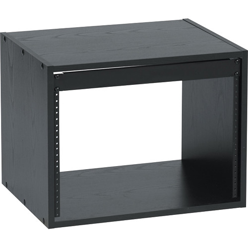 Raxxess ER-08 Space Economy Rack (Black Oak)
