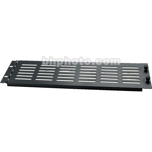 Raxxess Hinged Vent Panel, Model HVP-4 (Black)