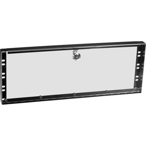 Raxxess Locking Security Cover Plexiglas