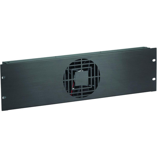 Raxxess NAF31QBA 3 U Quiet Single Fan Panel