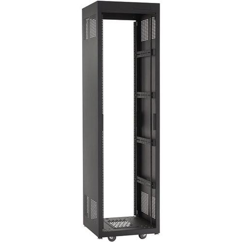 "Raxxess NE1F2023 Free-Standing E1 Enclosed Rack (20 U Tall, 23"" Deep)"