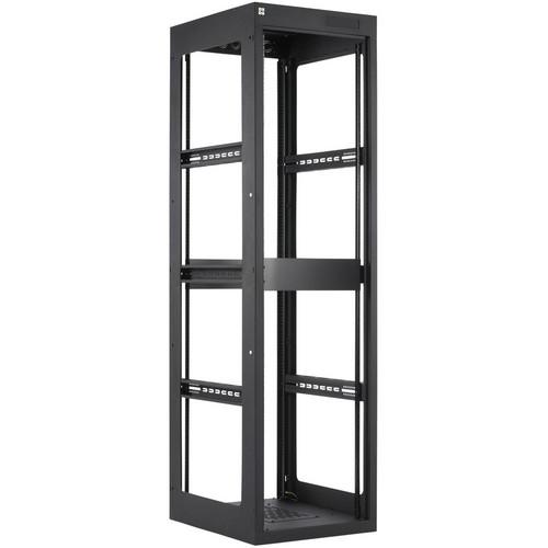 Raxxess Enclosed Rack Door for G1 Gangable Rack (28U, Plexi)