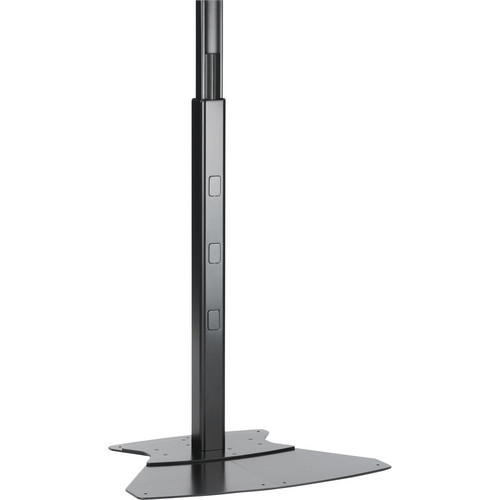 Raxxess QMP1FB Fixed Base Music Production Center Stand