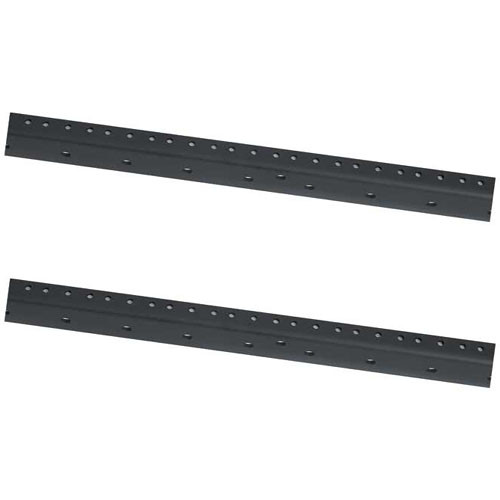 Raxxess RKRL 24 Space Rack Rail (1-Pair)