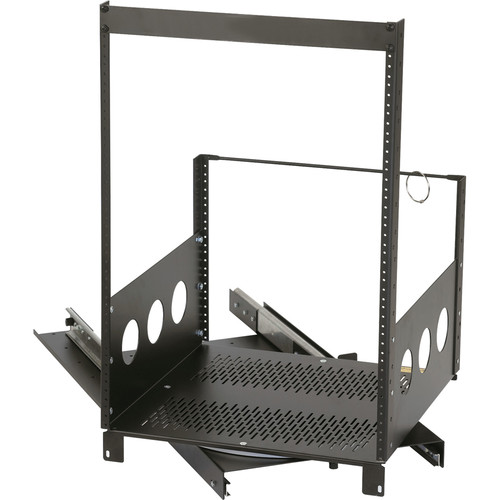 Raxxess Rotating Rack System, Model ROTR-10, 11 Spaces