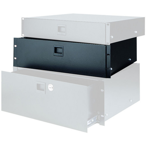 Raxxess Locking Heavy-Duty Rack Drawer (3U)