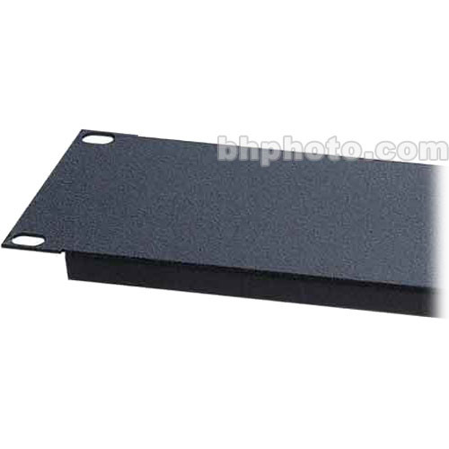 Raxxess SFG Steel Flanged Panel, Model SFG-5, 5 Spaces (Textured Finish)