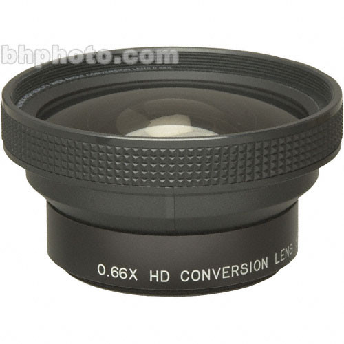 Raynox DCR-6600Pro, 0.66x, Wide Angle Lens