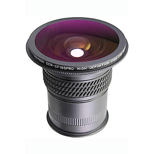 Raynox DCR-CF 187 Pro HD Fisheye Converter Lens