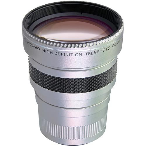 Raynox HD2205 37mm 2.2x Telephoto Converter Lens
