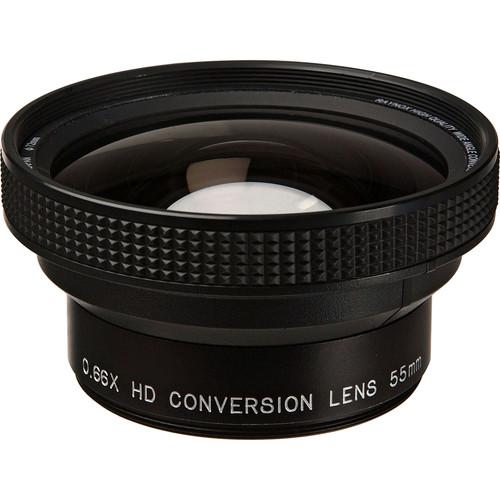Raynox HD-6600 Pro 55mm 0.66x Wide Angle Lens