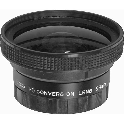 Raynox HD-6600 Pro 58mm 0.66x Wide Angle Converter Lens