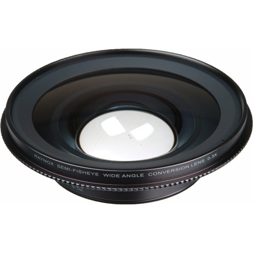 Raynox MX-3062PRO 62mm, 0.3X, Semi-Fisheye Ultra Wide-Angle Converter Lens
