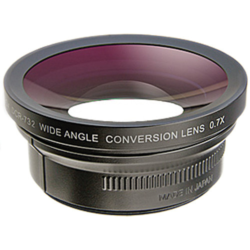 Raynox DCR-732 Wide Angle Conversion Lens (0.7x)