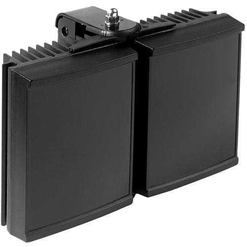 Raytec RM100-AI-120 Semi-Covert IR Illuminator with Power Supply (120 to 180°, Black)