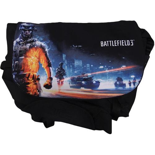 "Razer Battlefield 3 Messenger Carrying Case for 15"" Notebook (Black)"