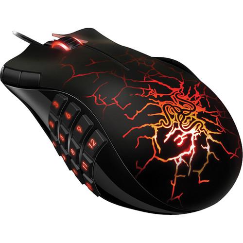 Razer Naga Molten Special Edition Expert MMO Gaming Mouse