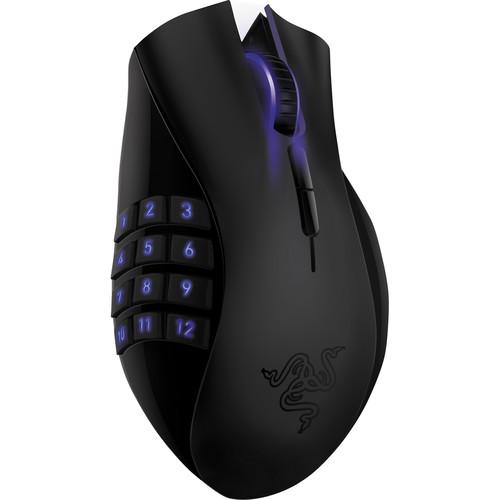 Razer Naga Epic Elite MMO Gaming Mouse