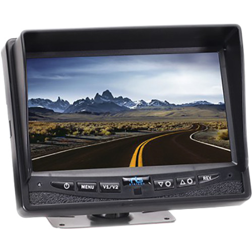 "Rear View Safety RVS-6137N 7"" Widescreen TFT LCD Digital Color Monitor"