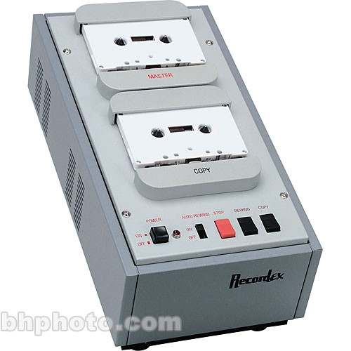 Recordex USA Messenger - 1-1 Cassette Duplicator