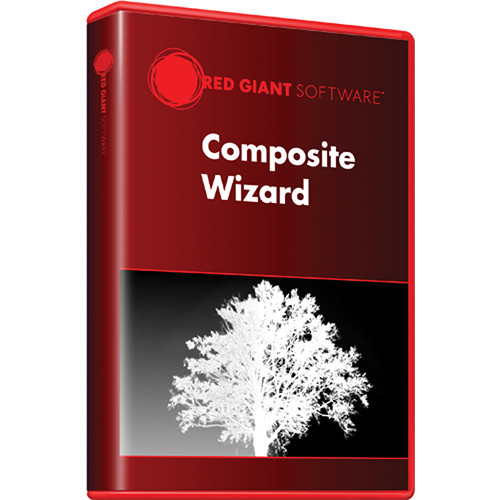 Red Giant Composite Wizard Upgrade (Download)