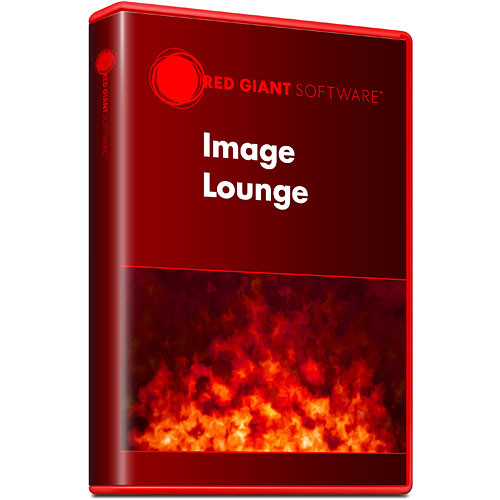 Red Giant Image Lounge (Download)