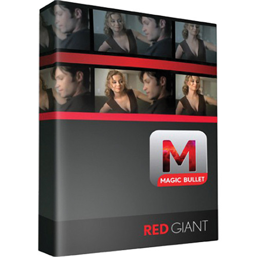 Red Giant Magic Bullet Colorista (Upgrade from Previous, Download)