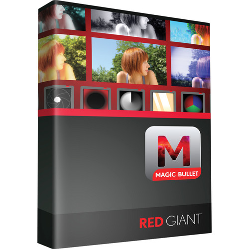 Red Giant Magic Bullet Looks (Download)