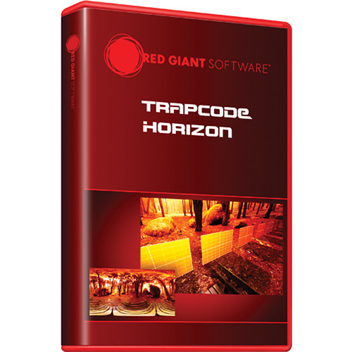Red Giant Trapcode Horizon (Download)