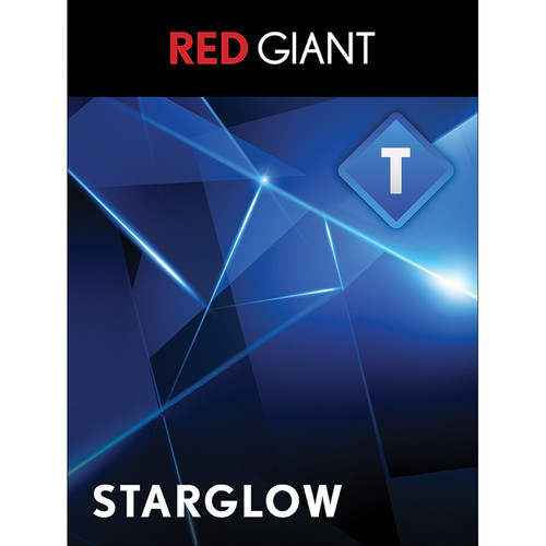 Red Giant Trapcode Starglow - Upgrade (Download)