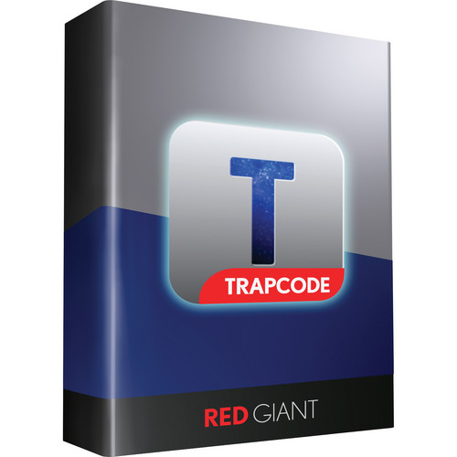 Red Giant Trapcode Suite 14 Upgrade (Download)