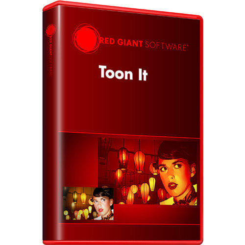 Red Giant ToonIt - Upgrade (Download)