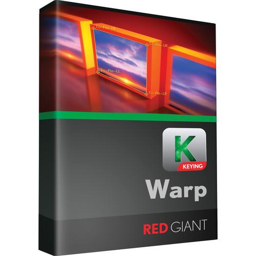 Red Giant Warp 1.1 Upgrade From Radium Glow 1.x (CS5 Ready)