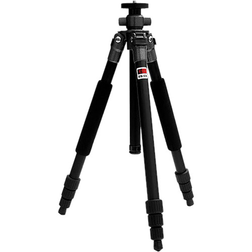 Redged RTA-424 Steady 4-Section Aluminum Tripod